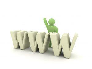 Icône pouvant symboliser un site web attractif